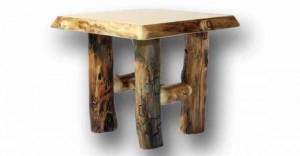 Silver Creek End Table