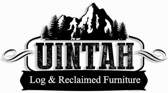 Uintah Log and Reclaimed Logo