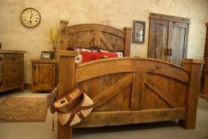 Alpine Heirloom Bed