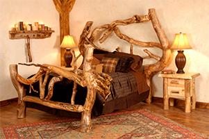 Crazy Horse Bed