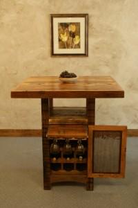 Riverwoods Pub Table