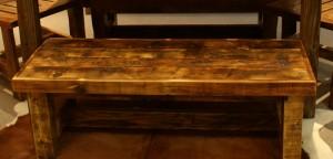 Riverwoods Bench