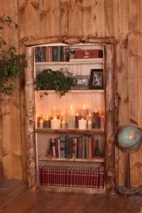 Silver Creek Bookcase